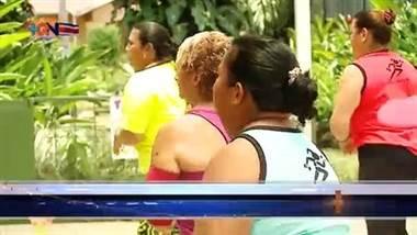 Mujeres mejoran autoestima con buen ritmo en Tucurrique