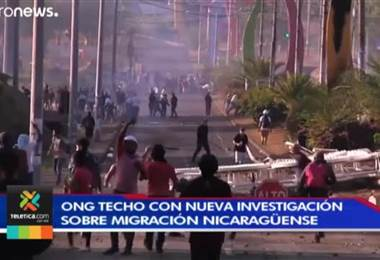 Estudio de ONG Techo refleja que la migración procedente de Nicaragua continua vigente