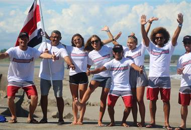 Costa Rica Mundial de Surf