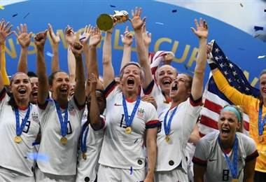 Selección de Estados Unidos campeona del mundo | BBC Mundo