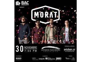 Esta será la tercera ocasión que la banda pop más importante de Latinoamérica y España visite Costa Rica.