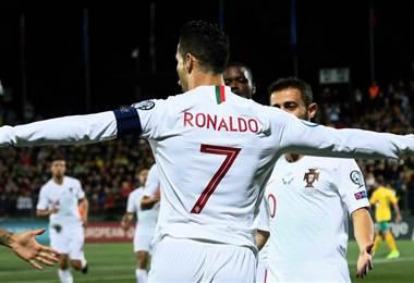 Cristiano Ronaldo | AFP