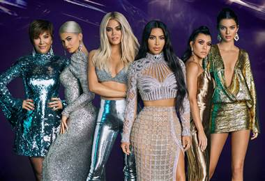Serie Keeping Up With The Kardashians