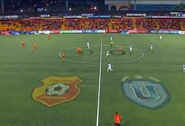 Fútbol Nacional: Herediano 0 - 0  La U