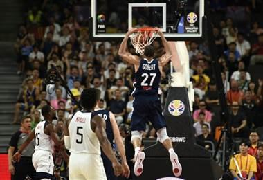 Francia Estados Unidos Mundial de Baloncesto