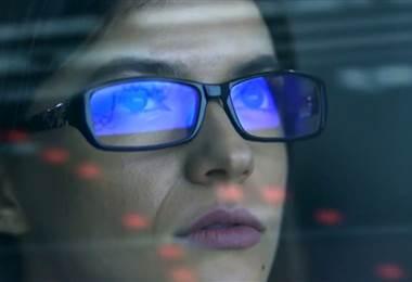 ¿Cuáles son los efectos visuales de la luz azul?