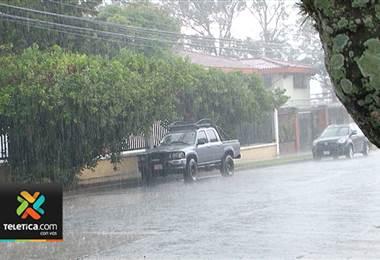 Meteorológico pronostica condiciones lluviosas para esta tarde