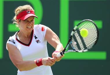 Kim Clijsters, tenista belga | AFP