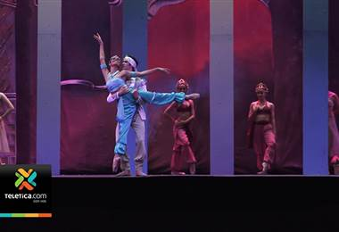 Obra 'Aladino' se presentará este fin de semana en el Melico Salazar