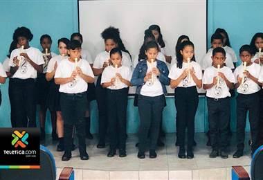 Talamanqueños estrenan himno dedicado a su cantón