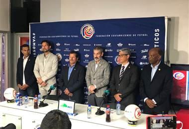 Comisión Técnica que escogerá al nuevo técnico de La Sele | Melissa Alvarado