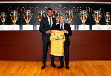 Alphonse Areola, nuevo portero del Real Madrid | AFP