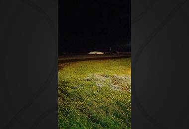 Un muerto y cuatro heridos tras colisión de tres motocicletas en Upala