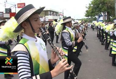 Banda Comunal de Orotina recibió la noticia que estará en el Festival de Londres