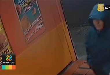 OIJ busca a sujetos que cometieron asaltos a comercios y robos de vehículos en parqueos