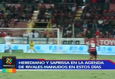 Herediano y Saprissa están en la agenda de Alajuelense para los próximos partidos