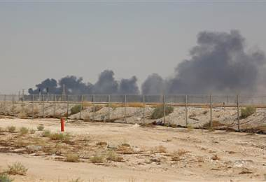 Ataques a petroleras en Arabia Saudita |AFP.