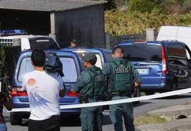 Femicidio en España. Foto: José Luis Abet Lafuente