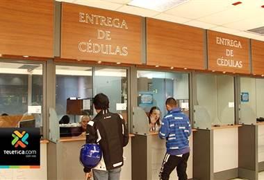 TSE tramita cédulas en nueve centros comerciales esta semana