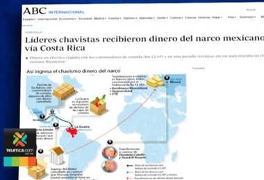 Casa Presidencial rechaza que instalaciones portuarias ticas muevan dinero de líderes chavistas