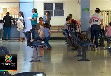 Problemas respiratorios siguen preocupando en el Hospital de Niños