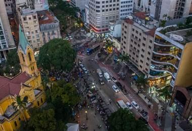 Ciudad Sao Paulo