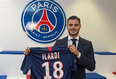 Mauro Icardi PSG