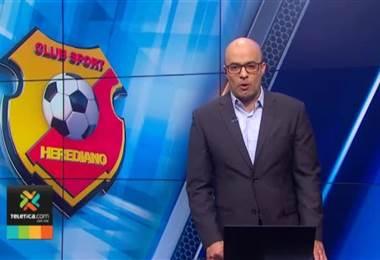 Jafet Soto hace un llamado para que la afición florense llene el estadio ante la Liga