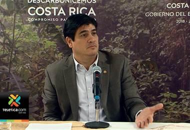 Carlos Alvarado descalificó publicación de diario español