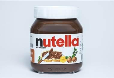Nutella. BBC