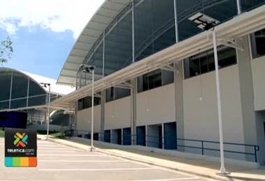 Habitantes de Escazú ahora podrán disfrutar de nuevo y moderno espacio para hacer deporte