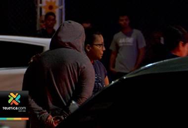 Banda detenida en Tibás por hacer bajonazos atacaba a sus víctimas en las madrugadas