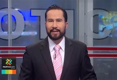 Empresarios de la Cámara Costarricense Norteamericana de Comercio se reunieron con Carlos Alvarado