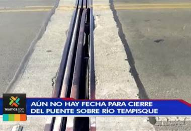 Cierre por dos meses del puente La Amistad podría revivir el antiguo ferry sobre el río Tempisque