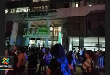 Alerta de explosivo evacuan edificios
