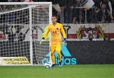 Keylor Navas, portero del PSG de Francia | PSG Inside