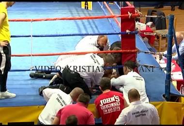 Boris Velichkov muere en el ring