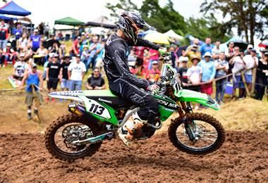 Justin Alvarado Motocross