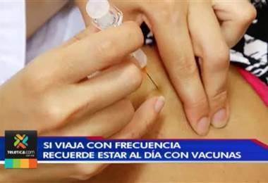 Expertos recomiendan revisar su plan de vacunación si planea salir del país en los próximos días