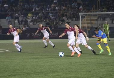 Saprissa Fútbol Femenino | Prensa Saprissa