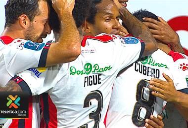 Resumen Herediano vs Alajuelense 22 Setiembre 2019
