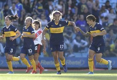 Boca Juniors femenino