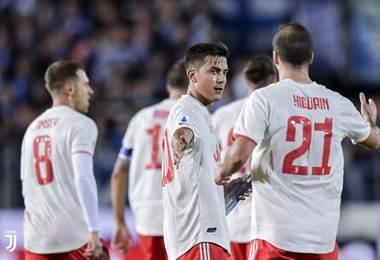 La Juventus remontó para llevarse la victoria de Brescia (2-1) y colocarse líder provisional de la Serie A | Juventus FC