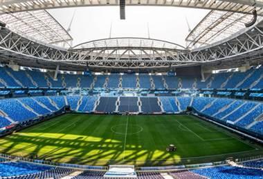 San Petersburgo Stadium