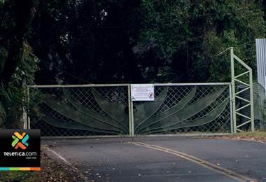 Volcán Poás permanecerá cerrado por al menos un día más