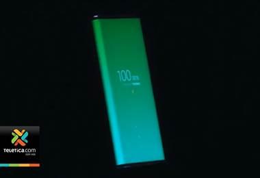Empresa xiaomi presentó novedoso teléfono que es prácticamente pantalla por los dos lados