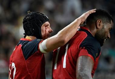 Inglaterra Mundial de Rugby