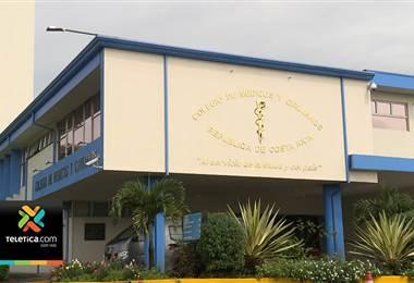 Colegio de Médicos. Foto de archivo