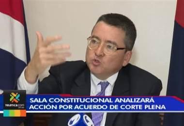 Sala Constitucional estudiará acuerdo que mantiene cálculo de pluses a empleados judiciales