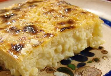 El recetario de Johnny #19: Torta de arroz